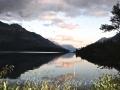 Waterton at dusk